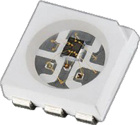 WS2812 5050 LED smd